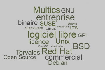 Introduction à Linux & l'Open Source